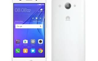 Краткий обзор Huawei Y3 2017 — Июнь 2019
