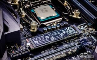 Краткий обзор Intel SSDPEKKW256G801 — Ноябрь 2019