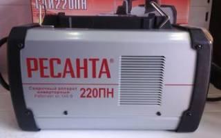 Краткий обзор Ресанта САИ-220 — Июнь 2016