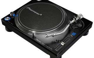 Краткий обзор Pioneer DJ PLX-1000 — Август 2020
