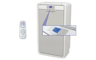Краткий обзор Electrolux EACM-10HR/N3 — Июль 2019