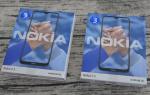 Краткий обзор Nokia 2.2 — Август 2020