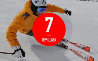 Рейтинг 7 лучших производителей горных и беговых лыж — ТОП 7
