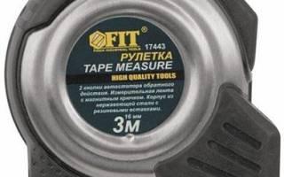 Краткий обзор FIT 17446 Эталон — Ноябрь 2015