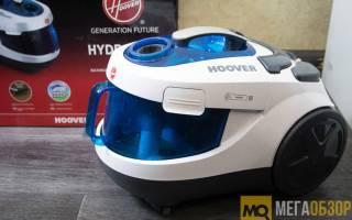Краткий обзор Hoover HYP1610 019 — Июнь 2020