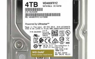 Краткий обзор Western Digital WD Elements Desktop 4 ТБ — Сентябрь 2020