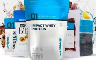 Краткий обзор Myprotein Impact Whey Protein — Июнь 2019