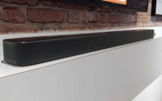 Краткий обзор JBL Bar 5.1 Surround — Декабрь 2020