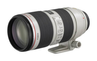 Краткий обзор Canon EF 70-200mm f/2.8L IS II USM — Октябрь 2017