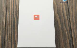 Краткий обзор Xiaomi Mi6 — Апрель 2019