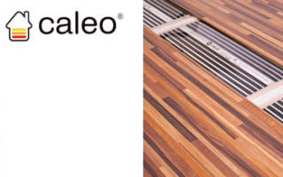 Краткий обзор Электрический теплый пол Caleo GOLD 170-0,5 1700Вт — Февраль 2020