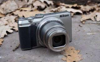 Краткий обзор Nikon Coolpix A900 — Октябрь 2017