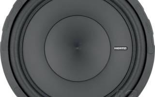 Краткий обзор Hertz ES 300 — Август 2019
