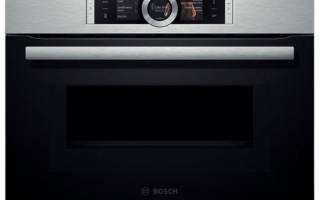 Краткий обзор Bosch CMG636BS1 — Март 2017