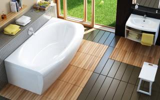 Как выбрать хорошую акриловую ванну?
