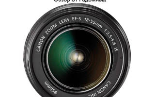 Краткий обзор Canon EF-M 18-55mm f/3.5-5.6 IS STM — Май 2015