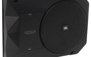 Краткий обзор JBL Basspro SL — Август 2019