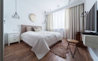 Потолки из гипсокартона в спальне — фото и советы по дизайну