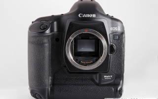 Краткий обзор Canon EOS 1D X Mark II — Октябрь 2017