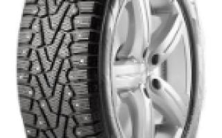 Описание автомобильных шин Pirelli Ice Zero