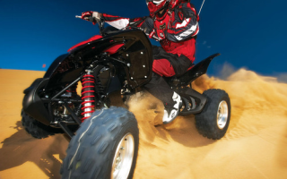 Обзор квадроцикла Honda TRX700XX