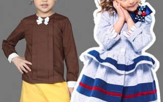 5 лучших фирм производителей детской одежды