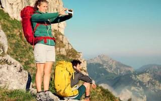 5 лучших туристических рюкзаков