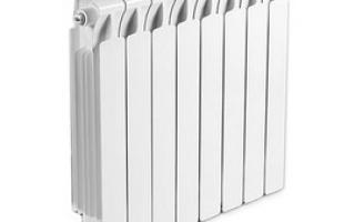 10 самых типичных отзывов о биметаллических радиаторах