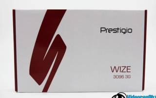 Краткий обзор Prestigio Wize Q3 — Июль 2019