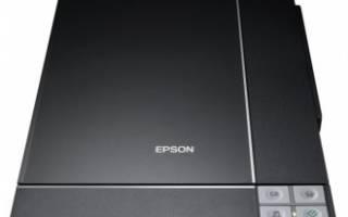 Краткий обзор Epson Perfection V37 — Сентябрь 2015