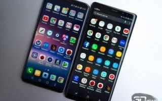 Краткий обзор LG V30+ — Май 2019