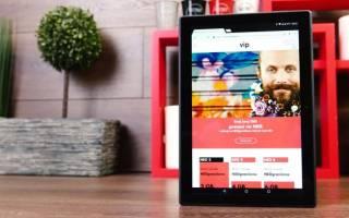 Краткий обзор Lenovo Tab 4 TB-X704L — Март 2019