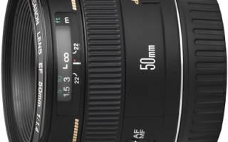 Краткий обзор Canon EF 50mm f/1.4 USM — Май 2020
