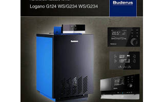 Краткий обзор Buderus Logano G234 WS-38 — Октябрь 2016
