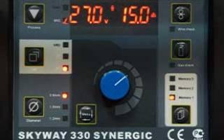 Краткий обзор Aurora SKYWAY 330 Synergic — Май 2020