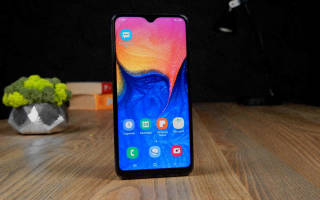 Краткий обзор Samsung Galaxy A10 — Июль 2020