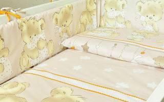 Какое постельное белье лучше подойдет для новорожденных?
