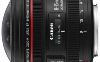Краткий обзор Canon EF 8-15mm f/4.0L Fisheye USM — Октябрь 2017