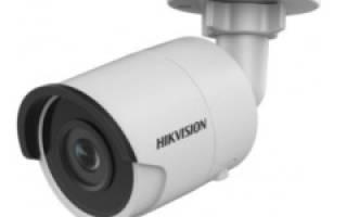 Краткий обзор Hikvision DS-2CD2055FWD-I — Август 2019