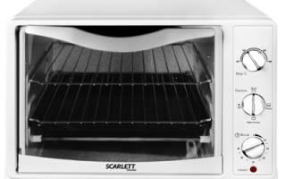 Краткий обзор Scarlett SC-EO93O20 — Октябрь 2020