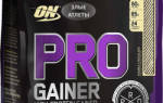 Краткий обзор Optimum Nutrition Pro Gainer (4.54 кг) — Январь 2020