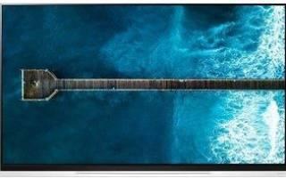 Краткий обзор LG OLED65E9P — Июль 2020