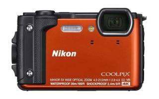 Краткий обзор Nikon Coolpix W300 — Апрель 2020
