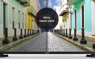 Краткий обзор Samsung UE32N5300AU — Декабрь 2020