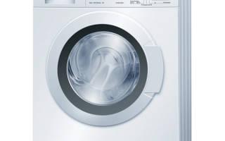 Краткий обзор Bosch WLG 20261 OE — Ноябрь 2020