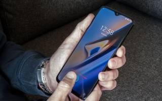 Краткий обзор OnePlus 6T — Февраль 2020