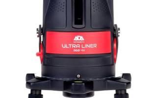 Краткий обзор ADA instruments ULTRALiner 360 4V Set — Апрель 2020