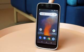Краткий обзор Nokia 1 — Январь 2020