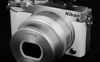 Краткий обзор Nikon 1 J5 Kit — Сентябрь 2017