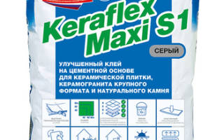 Краткий обзор Mapei Keraflex Maxi — Декабрь 2020